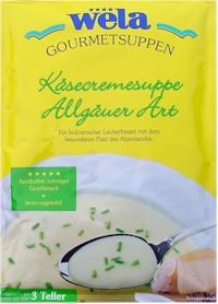 "Käsecremesuppe ""Allgäuer Art"""
