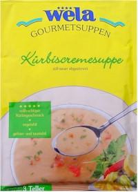 Gourmet Kürbiscremsuppe