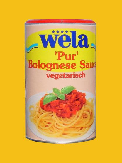 Bolognese Sauce vegetarisch 'PUR'