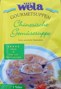 Gourmet Chinesische Gemüsesuppe