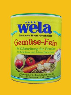 Gemüse-Fein