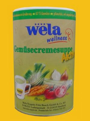 Gemüsecremesuppe Aktiv von Wela