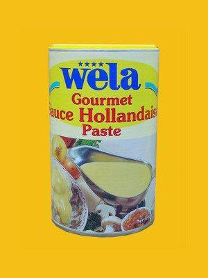 Sauce Hollandaise PASTE, kleine Dose von Wela