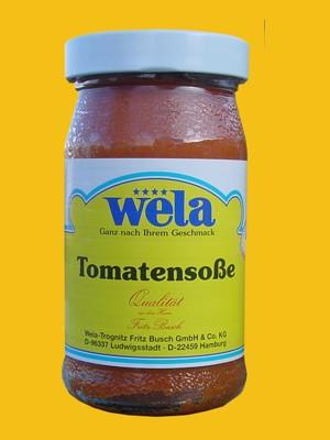 Tomatensoße Paste