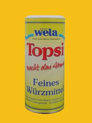 Topsi – unjodiert von Wela