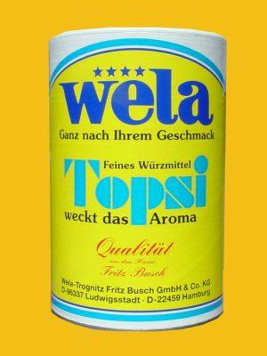 Topsi – mit jodiertem Speisesalz Vorratsdose von Wela