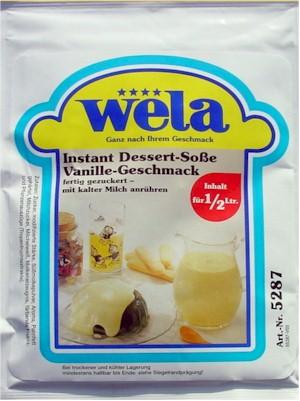 Instant Dessert-Soße Vanille-Geschmack
