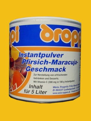 Droppi Pfirsich-Maracuja