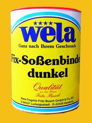 Fix-Soßenbinder dunkel von Wela