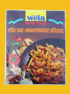 Fix für die asiatische Küche von Wela