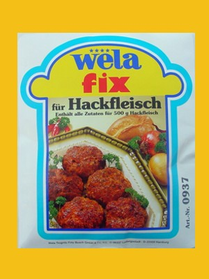 Fix für Hackfleisch