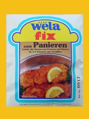 Fix zum Panieren von Wela