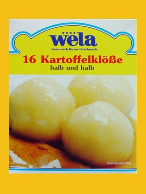 Kartoffelklöße von Wela