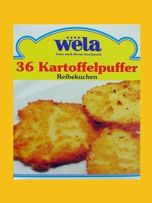 Kartoffelpuffer von Wela
