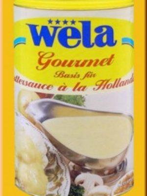 Basis für Buttersauce à la Hollandaise von Wela
