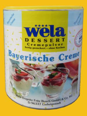 Basis für Bayerische Creme