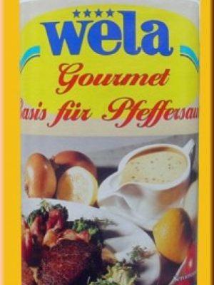 Basis für Pfeffersauce von Wela