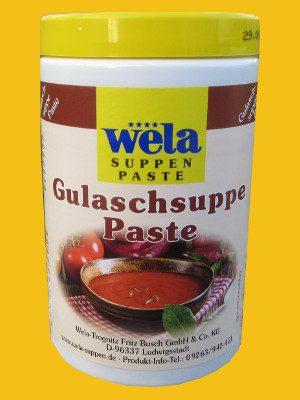 Gulaschsuppe von Wela