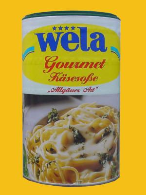 "Käsesoße ""Allgäuer Art"""
