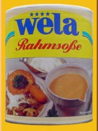 Rahmsoße von Wela