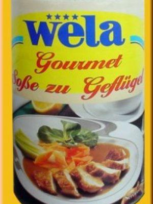 Soße zu Geflügel von Wela
