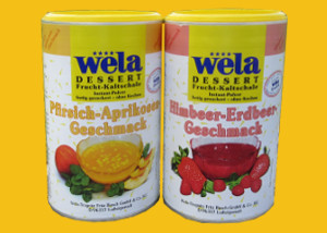 Frucht-Kaltschalen