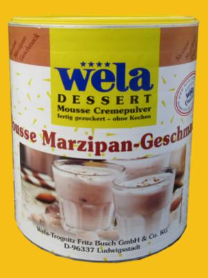 Mousse Marzipan-Geschmack