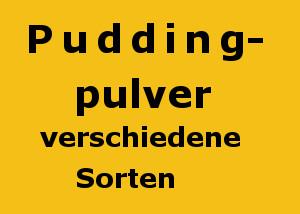 Pudding zum Kochen