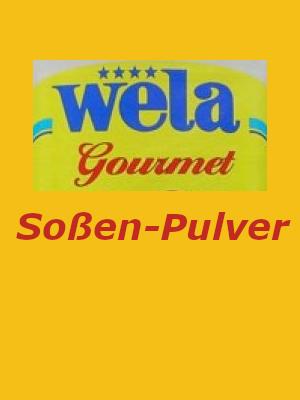 Gourmet-Sossen-Pulver
