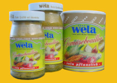 Wela-Gold Gemüsebouillon Paste