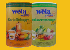 wellnes-Suppen
