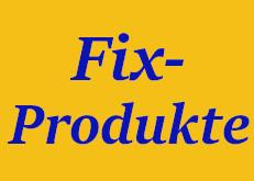 FIX - Produkte