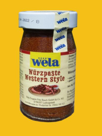 Würzpaste Western Style